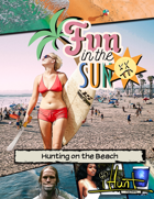 #iHunt: The RPG Zine 08 - Fun in the Sun