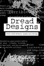 Dread Designs: 2010-2020 Horror Games Anthology