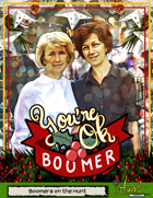 #iHunt: The RPG Zine 14 - You're OK, Boomer