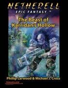The Beast of Karridan's Hollow