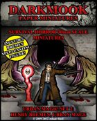 Survival Horror Urban Magic Set 2: Henry Bremen, Urban Mage