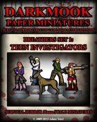 Breathers Set 1: Teen Investigators