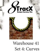 Warehouse 41 Tile Set 4: Curves
