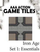 AAA Action  Tile Set 1: Iron Age Essentials