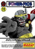 Power Pics Villains 11- Mechagorilla BASH edition