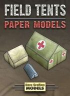 Field Tents Paper Models