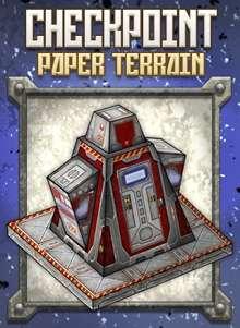 Checkpoint Paper Terrain