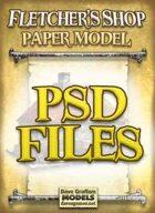 Fletcher's Shop PSD Files