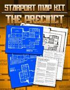 Starport Precinct Map Kit