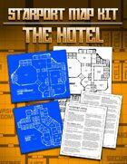 Starport Hotel Map Kit