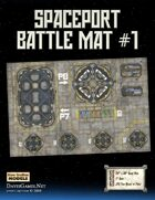 Spaceport Battle Mat #1