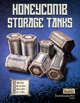 Honeycomb Storage Tanks Card Models Kit