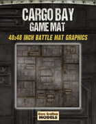 Cargo Bay Game Mat