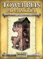 Tower Ruin Paper Model