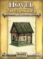Hovel Paper Model