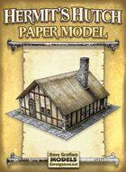 Hermit's Hutch Paper Model