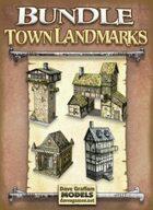 Town Landmarks [BUNDLE]