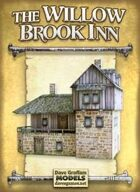 Willow Brook Inn Paper Model