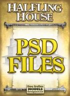 Halfling House PSD Files