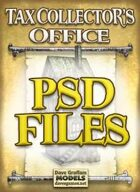 Tax Collector's Office PSD Files
