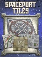 Spaceport Tiles Paper Terrain