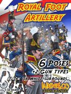 British Royal Regiment of Artillery (foot)