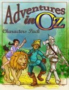 Adventures in Oz Characters Pack