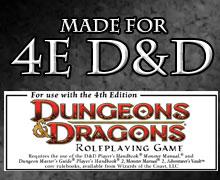 4th Edition D&D