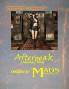 MADS Expansion for Afterpeak