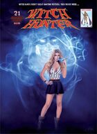 Witch Hunter, issue 21