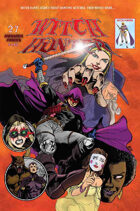 Witch Hunter, issue 27