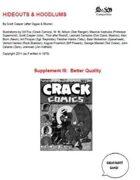 Supplement III: Better Quality