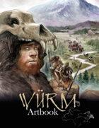 Würm Artbook (Wurm)