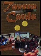 Tavern Cards