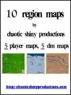 10 Region Maps
