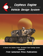 Cepheus Engine Vehicle Design System