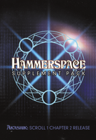 Hammerspace Supplement Pack 2 - RBT Game