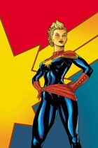 Secret Identity Podcast Issue #448--Captain Marvel and Beasts of Burden