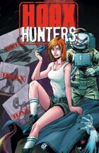 Secret Identity Podcast Issue #451--Hoax Hunters and All Winners Squad