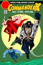 Secret Identity Podcast Issue #454--Commander X and Battlepug