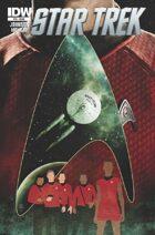 Secret Identity Podcast Issue #463--Star Trek and Captain Marvel