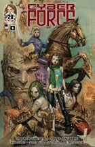 Secret Identity Podcast Issue #482--Cyber Force and Happy