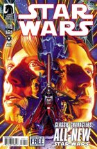 Secret Identity Podcast Issue #490--Star Wars and It Girl