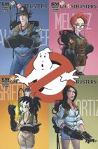 Secret Identity Podcast Issue #498--Ghostbusters and The Redemption Trilogy