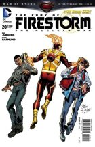 Secret Identity Podcast Issue #520--Firestorm and Constantine