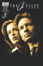 Secret Identity Podcast Issue #530--X-Files and Journey Into Mystery