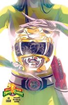 Secret Identity Podcast Issue #706--Mighty Morphin Power Rangers