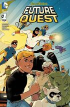 Secret Identity Podcast Issue #729--Future Quest and Lazarus