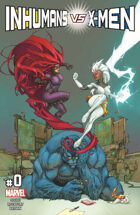 Secret Identity Podcast Issue #759--Inhumans vs. X-Men