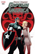 Secret Identity Podcast Issue #760--Captain America and Ophelia's Revenge